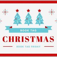 Book Tag Friday #13 - Karácsony