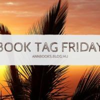 Book Tag Friday #1 - Nyári hűsítők