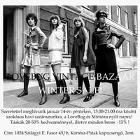 LoveBug Vintage Bazaar&SALE!