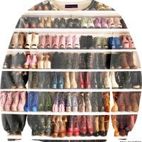 Különc pulóverek