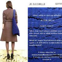 Legyen tiéd a Je Suis Belle ajándéka!