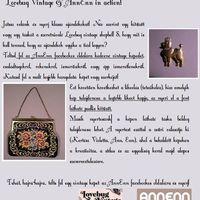 Nyerj klassz ajándékokat a Lovebug Vintage shopból!