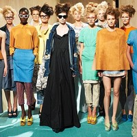 Acne resort SS 2012 ♥