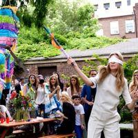 Stella McCartney gardenpartyt rendezett