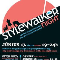 Ma Stylewalker night...