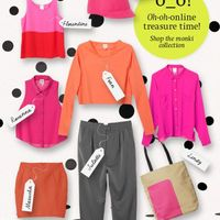 Monki onlineshop ♥