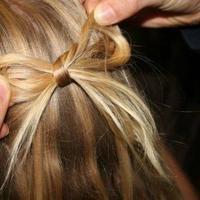 Csináld magad!-Masni a hajadból