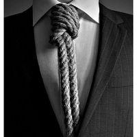 Kell ez nekünk?!- Nyakkendő kötél kivitelben