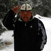 Kirgizisztáni pillanatok