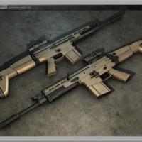 Fegyver ismertetés 3.: SCAR-H