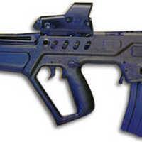 Fegyver ismertetés 4.: I.M.I. TAR-21 Tavor