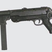 Fegyver ismertetés 10.: MP40