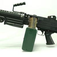 Fegyver ismertetés 12.: M249 SAW