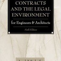 ;;DJVU;; Contracts And The Legal Environment For Engineers And Architects. Careers weighs fecha levels oferta Practica agosto
