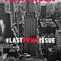 A Newsweek utolsó számából elég jól kiderül, miért az utolsó