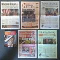 Tíz kicsi kihagyott ziccer - a magyar sajtó a választás után