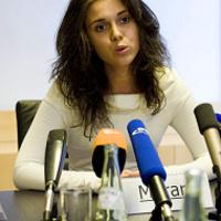 """""""Ha Medvegyev komolyan beszél, visszaengednek"""" – interjú Natalia Morari kiutasított oroszországi újságíróval"""