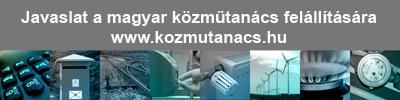 Javaslat a Magyar Közműtanács felállítására