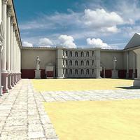 A Themae Maiores palaestrája
