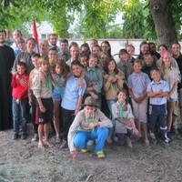 Cserkésztábor 2012.