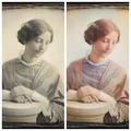 Így színezd ki a régi családi fotókat pár perc alatt!