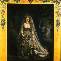 Botrányos szívkirálynő jelmez 1857-ből