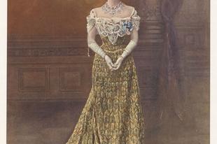 Lady Curzon bogaras pávaruhája