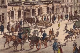 Eau de Berlin - kozmopolita fűszeresség évszázadok távlatából