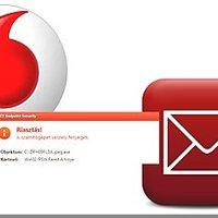 Kártevő a Vodafone nevében