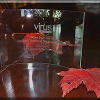 Szőr Péter díjjal jutalmazták az ESET kutatóit