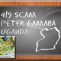 Már ilyen is van - ugandai 419-es átverés