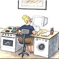Otthoni munka - céges adatokkal, kérdőjelekkel