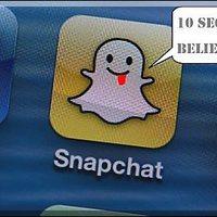 Snapchat-es átverősdi