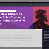 Kr00K sebezhetőségre figyelmeztet az ESET