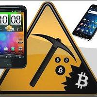 Újra Bitcoin bányász kártevő a Google Play-en