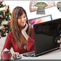 Közelgő Karácsony, szaporodó adathalászat