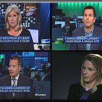 Yahoo! - A világ legnagyobb adatszivárgása