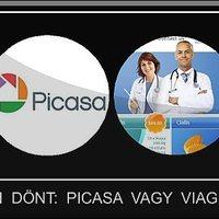 Új Picasa képek az albumunkban. Vagy mégsem?