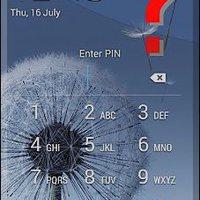 Itt a PIN-kód, hol a PIN-kód?