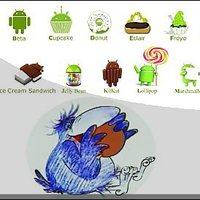 Nyolc éves az Android