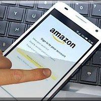 Jelszó reset az Amazonnál