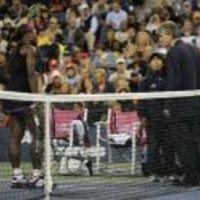 Megöllek - szólt a teniszezőnő