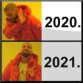 Vírusmentes Boldog Új Évet 2021.