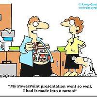 Meglepi a PowerPoint állományban