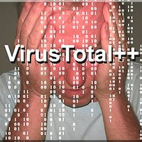 VirusTotal++ Notepad.exe--