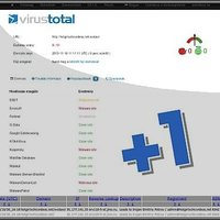Újabb URL ellenőrző motor a VirusTotalon
