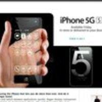 Az Apple bemutatta az iPhone 5-öt. Vagy mégsem?