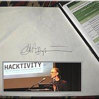 Hacktivity MMXIII - második nap