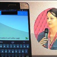 Vakon SMS-t írni - ISACA 2015.