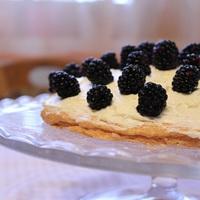 Cukormentes Pavlova torta